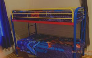 Twin bunk bed for sale for Sale in Queens, NY