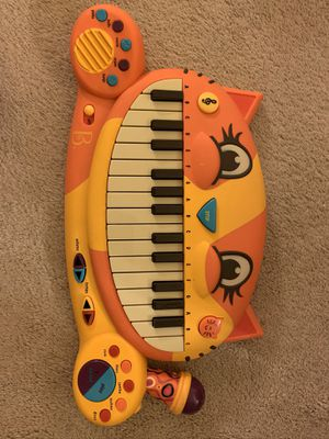 Cat piano for Sale in Cary, NC