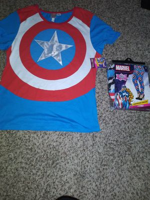 Marvel Captain America for Sale in St. Louis, MO