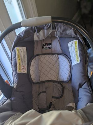 Chicco bravo stroller, car seat and 2 bases for Sale in Columbia, SC