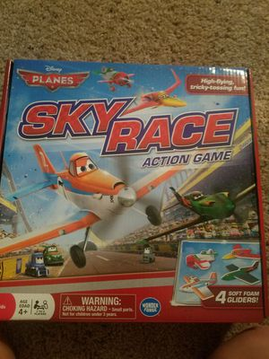 Disney planes sky race action game for kids for Sale in Orlando, FL