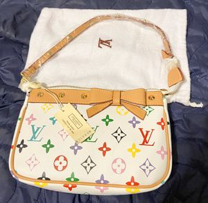 Louis Vuitton Multi Colored Pochette Brand New with tags for Sale in South Riding, VA