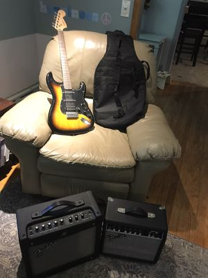 Fender electric guitar for TRADE OBO for Sale in Glastonbury, CT
