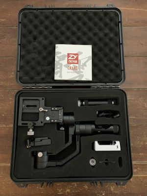 Zhiyun 3 Axis Gimbal (V2 Crane) for Sale in New Britain, PA