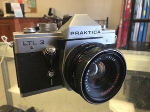 Vintage praktica film camera LTL 3 1.8/50 for Sale in Austin, TX