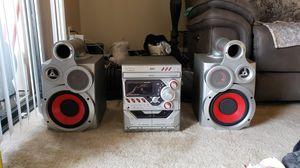 JVC Boom Box Stereo for Sale in Vista, CA