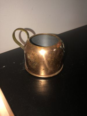 Small copper tea pot for Sale in Minot, ND