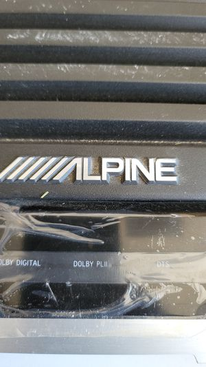 Alpine MRA-D550 for Sale in Windsor, CT