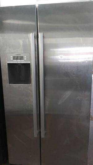 Bosch Side by Side Stainless for Sale in Burbank, CA