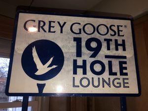 Grey Goose Golf Bag Display for Sale in Louisville, KY