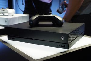 Xbox one x for Sale in New Haven, CT