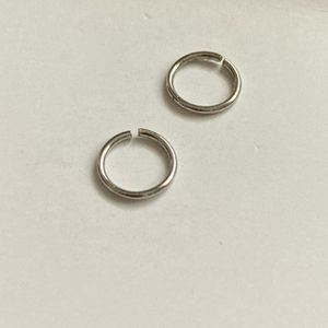 Freshtrends surgical steel 6mm nose rings for Sale in Camp Hill, PA
