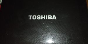 Toshiba laptop with Windows 10 for Sale in Trinity, NC