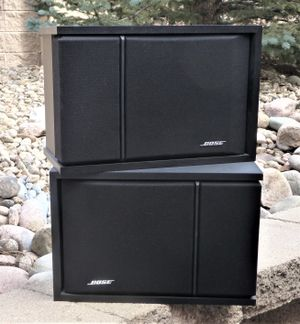 Bose 201 Speakers - Excellent L&R -Matching Set for Sale in Aurora, CO