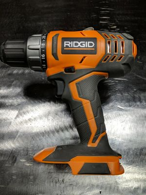 RIDGID 18-Volt Lithium-Ion Cordless 2-Speed 1/2 in. Compact Drill/Driver R860053 for Sale in Arlington, TX