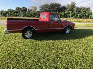 1967 c20 custom camper for Sale in New Smyrna Beach, FL