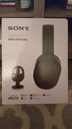 Sony headphones for Sale in Clearwater, FL