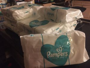 Pampers baby wipes for Sale in Boynton Beach, FL