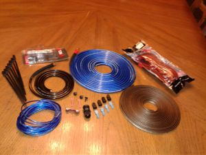 100%OFC 8AWG 22'ft kits $40 for Sale in Queen Creek, AZ