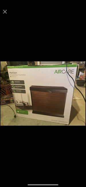 Air care evaporative humidifier for Sale in Cranston, RI