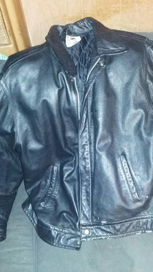 Xl Pepsi leather jacket for Sale in San Angelo, TX