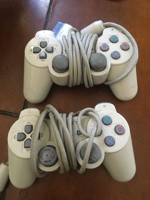 2 ps1 controller for Sale in Oakland, CA