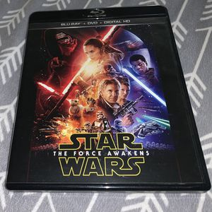 Star Wars: The Force Awakens [Blu-ray/DVD] (2015) for Sale in Marietta, GA