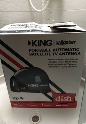Dish Tailgater for Sale in Teague, TX