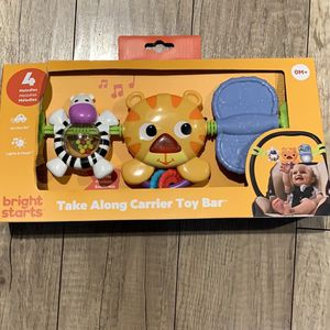 Car seat toy bar for Sale in Turlock, CA