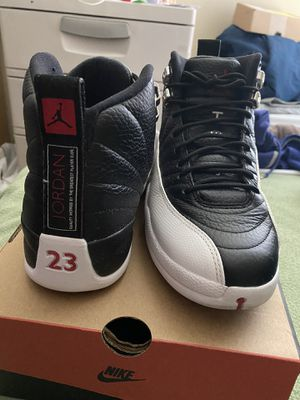 2012 Jordan 12 Playoffs size 8.5 for Sale in Daly City, CA