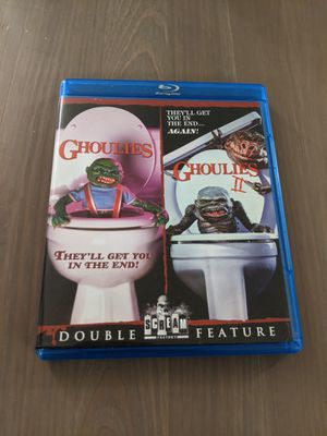 Ghoulies Ghoulies II SHOUT BluRay for Sale in Los Angeles, CA
