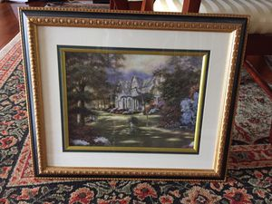 Wall mirror and decoration art frame for Sale in Aldie, VA