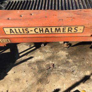 Vintage Allis Chalmers Hood for Sale in Reidsville, NC