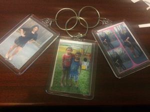 Custom Photo keychain for Sale in East Riverdale, MD