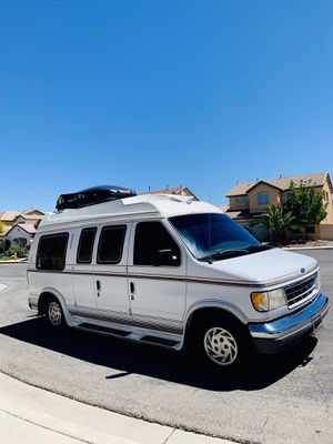 Econoline Conversion Camper Van for Sale in Las Vegas, NV