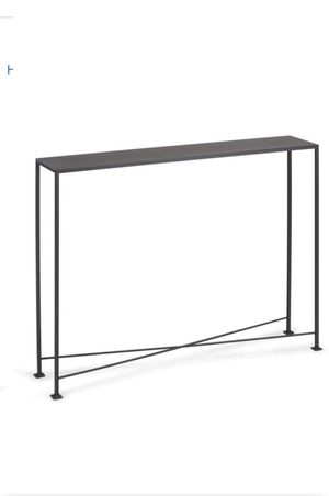 Diversey Metal Console Table for Sale in Seattle, WA