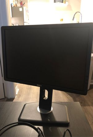 dell computer monitor for Sale in Dallas, TX