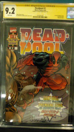 Dead-pool comic book for Sale in Crofton, MD