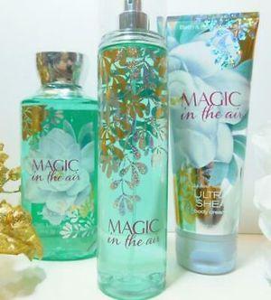 Magic in the air - bath and body works for Sale in San Bernardino, CA