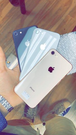 iPhone 8 (Brand New / Like New) Factory Unlocked! (T-Mobile, AT&T, Cricket, Metro!) 256gb 64gb starting @ for Sale in Arlington, TX
