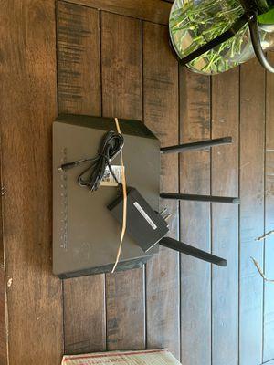 Netgear Smart WiFi router AC1900 nighthawk internet R7000 for Sale in Oregon City, OR