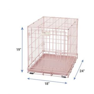PINK SMALL DOG KENNEL for Sale in Winthrop Harbor, IL