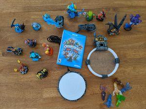 Skylanders Bundle for Wii U for Sale in Oviedo, FL