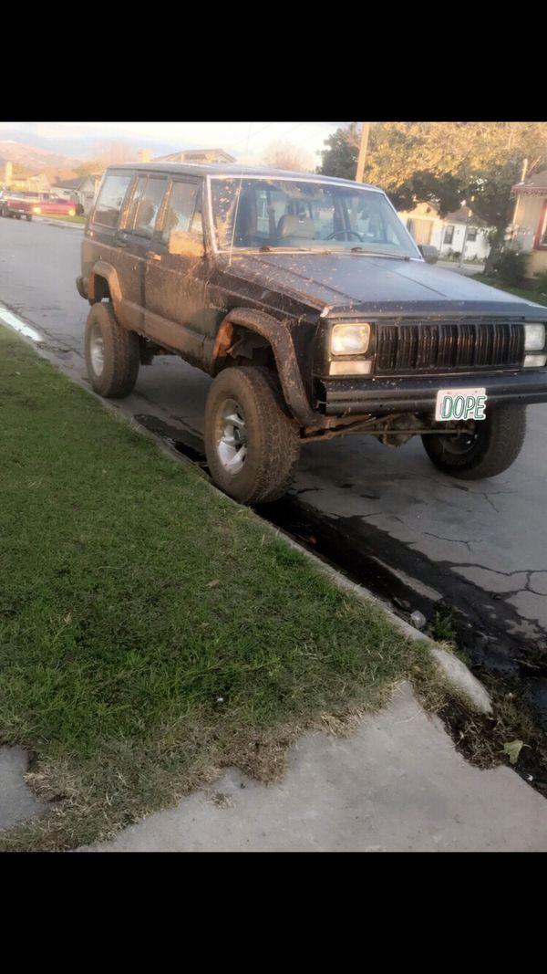 Jeep Xj 1992