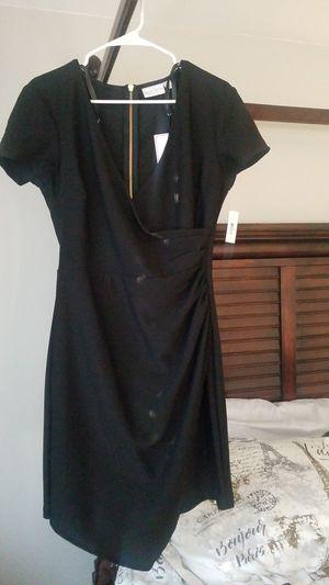 Black dress size 10 for Sale in North Aurora, IL