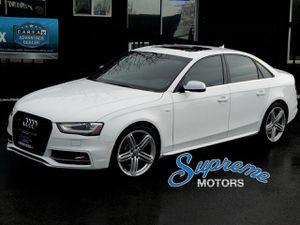 2013 Audi S4 for Sale in Kent, WA