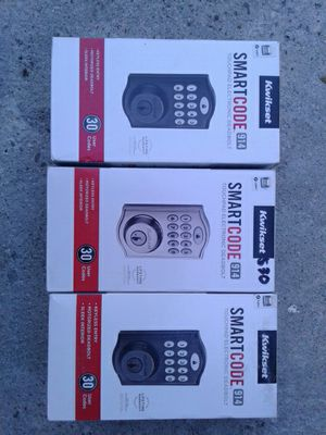3 Kwickset Door locks for Sale in South Gate, CA