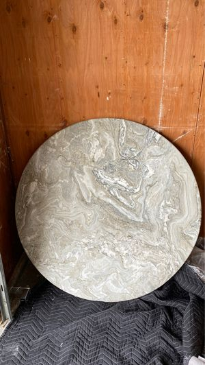 Stunning marble table top for Sale in Cardiff, CA