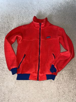 Patagonia women S red sweatshirt for Sale in Portland, OR