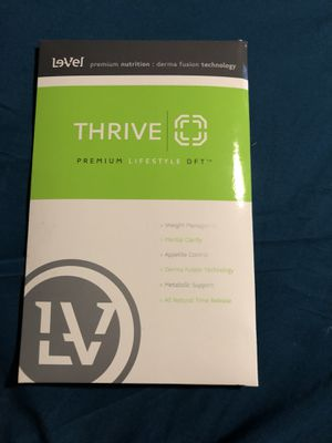 Thrive patches - full pack never opened for Sale in Manassas, VA